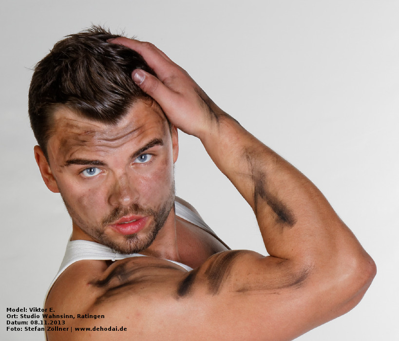 TfP-Shooting mit Model Viktor