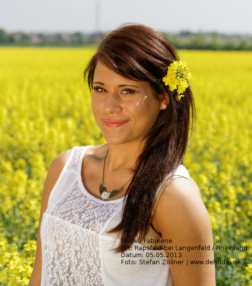TfP-Shooting mit Model Fabienne