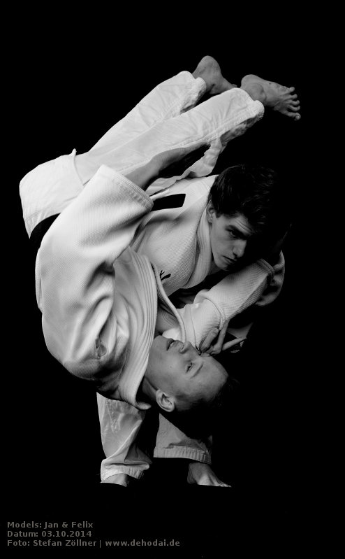 TfP-Shooting Thema Judo